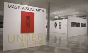 Underground Exhibition, Mass Visual Arts, Gainesville, FL