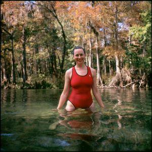 Jenny, Ichetucknee River, FL November 2010