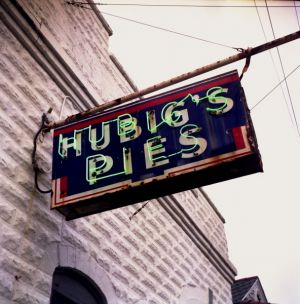 Hubig's Pies, Lost to Fire 2012, Marigny, taken 2010