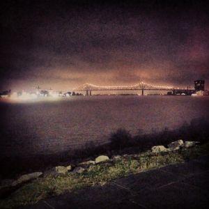 Fog and Bridge, 2013
