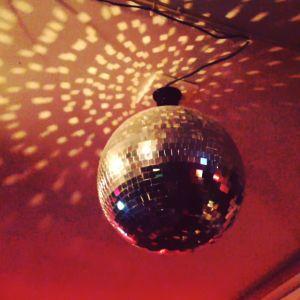 Disco Ball, Lost Love Lounge, NOLA, 2013