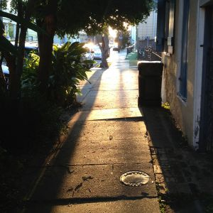 Sunset, NOLA, 2013