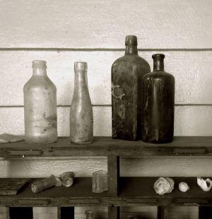Bottles, NOLA, 2013